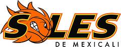 Logo de los soles de mexicali