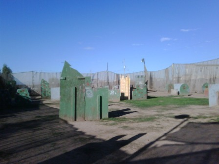 campo de paintball mexicali