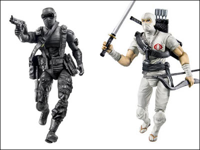 figuras de acción G.I Joe