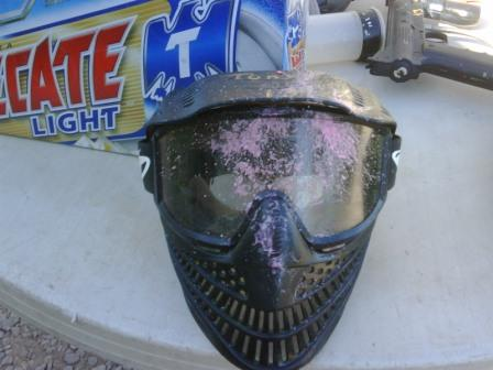Mascara paintball mexicali