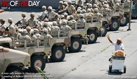 soldados mexicanos cartilla militar