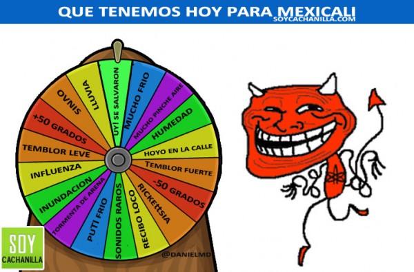 eventos en mexicali del clima o noticias
