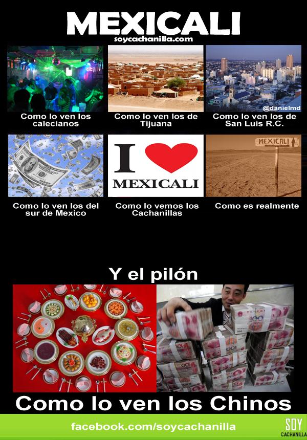 como ve la gente a mexicali