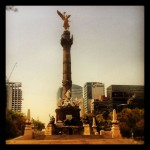 angel de la independencia mexico df