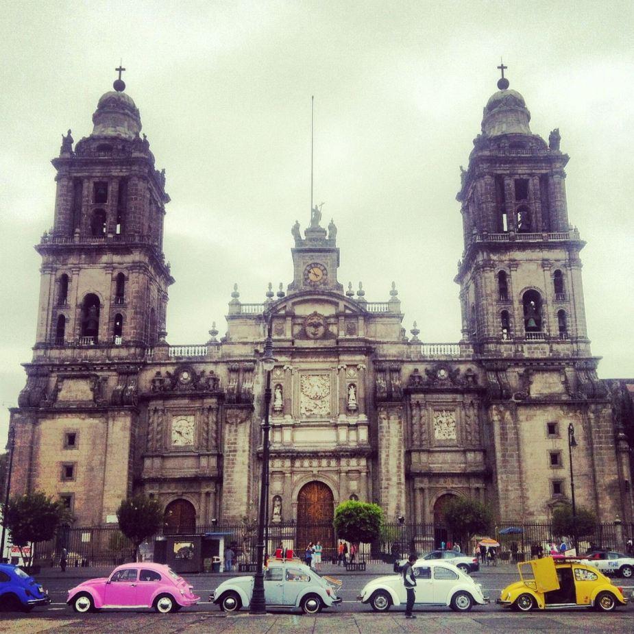catedral de mexico y bochos