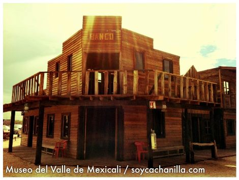 banco del museo valle de mexicali